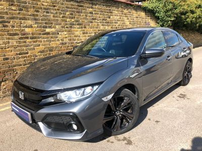 Honda Civic Hatchback 1.0 VTEC Turbo EX (s/s) 5dr