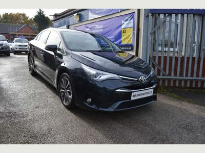 Toyota Avensis Saloon 1.8 V-matic Business Edition Plus 4dr