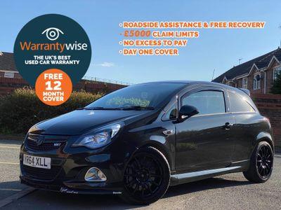 Vauxhall Corsa Hatchback 1.6T 16V VXR 3dr