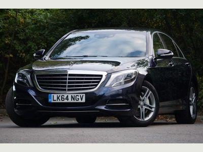 Mercedes-Benz S Class Saloon 3.0 S350L CDI BlueTEC SE Line 7G-Tronic Plus (s/s) 4dr