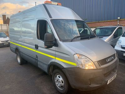 Iveco Daily Chassis Cab 3.0 TD 50C17 LWB High Roof 4dr