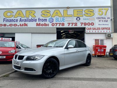 BMW 3 Series Saloon 2.0 320i SE 4dr