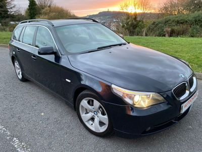BMW 5 Series Estate 3.0 535d SE Touring 5dr