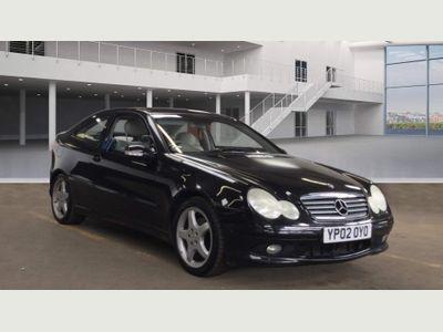 Mercedes-Benz C Class Coupe 2.3 C230 Kompressor Sport 2dr