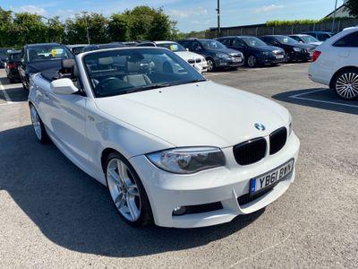 BMW 1 Series Convertible 2.0 118d M Sport 2dr