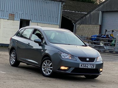 SEAT Ibiza Estate 1.6 TDI CR SE ST 5dr