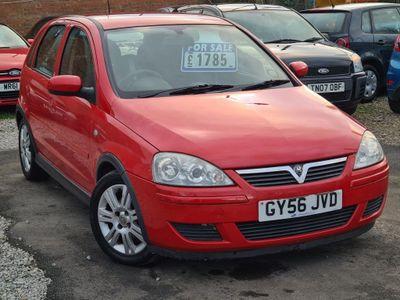 Vauxhall Corsa Hatchback 1.4 i 16v Active 5dr