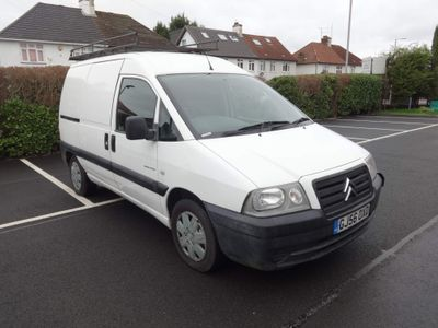 Citroen Dispatch Panel Van 2.0 HDi 900 Panel Van 5dr