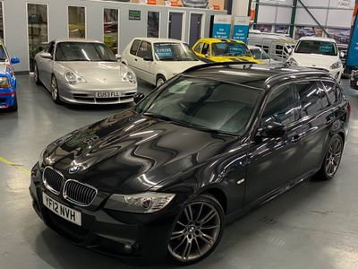 BMW 3 Series Estate 2.0 318i Sport Plus Touring 5dr