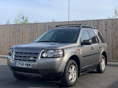 LAND ROVER FREELANDER 2 SUV 2.2 TD4 S Station Wagon 5dr