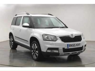 SKODA Yeti SUV 2.0 TDI Laurin & Klement Outdoor DSG 4WD (s/s) 5dr