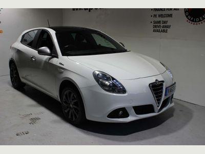 Alfa Romeo Giulietta Hatchback 2.0 JTDM-2 Collezione 5dr