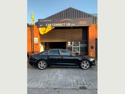Audi A6 Saloon Saloon 2.0 TDI S line S Tronic quattro (s/s) 4dr