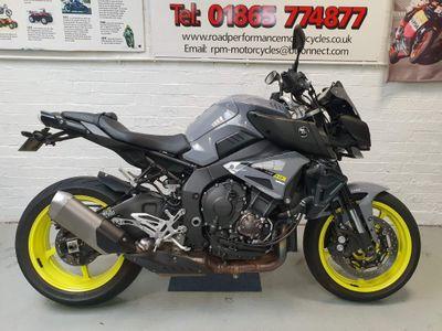 Yamaha MT-10 Naked 1000 ABS