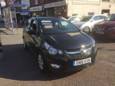 Vauxhall Viva Hatchback 1.0i SE 5dr (a/c)