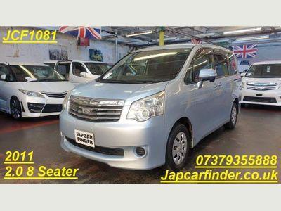 Toyota Noah MPV X SMART EDI 8 SEATER ULEZ COMPLIANCE