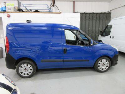 Fiat Doblo Panel Van 1.3 JTD MultiJetII 16v SX Panel Van 4dr
