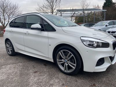 BMW 2 Series Active Tourer MPV 2.0 218d M Sport Active Tourer Auto (s/s) 5dr