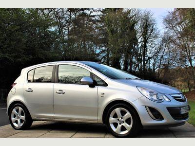 Vauxhall Corsa Hatchback 1.2 16V SXi 5dr (A/C)