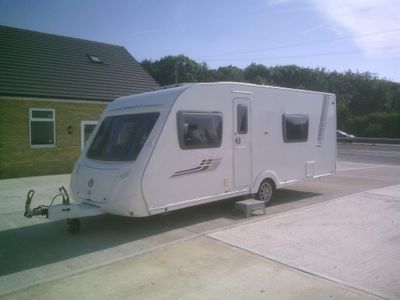 Swift Charisma 545 Tourer 2010 4 BERTH WITH MOVERS