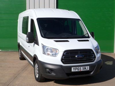 FORD TRANSIT Other 2.2 TDCi 350 L3H2 Trend DCIV FWD 6dr