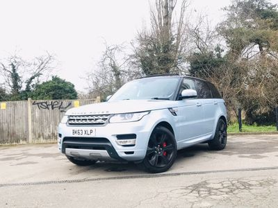 Land Rover Range Rover Sport SUV 3.0 SD V6 HEV Autobiography Dynamic 4X4 (s/s) 5dr