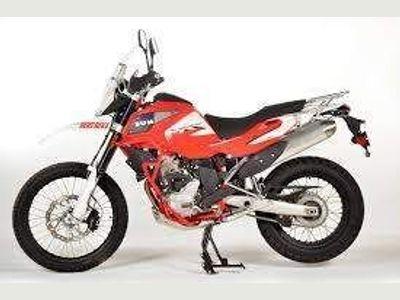 SWM Motorcycles SuperDual Adventure 600 GT Pack