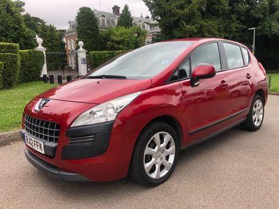 Peugeot 3008 SUV 1.6 VTi Active 5dr
