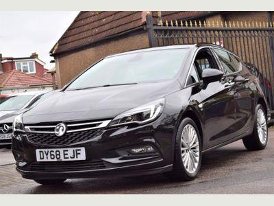 Vauxhall Astra Hatchback 1.6i Turbo GPF Elite Nav (s/s) 5dr