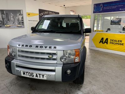 Land Rover Discovery 3 SUV 2.7 TD V6 HSE 5dr