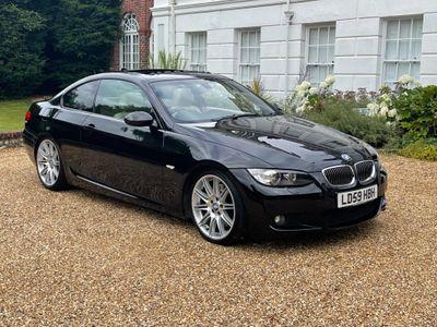 BMW 3 Series Coupe 3.0 335d M Sport Highline 2dr