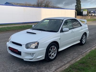 Subaru Impreza Saloon JDM WRX Turbo NEW STI EJ207 ENGINE
