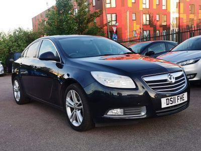 Vauxhall Insignia Hatchback 1.8 i VVT 16v Exclusiv 5dr