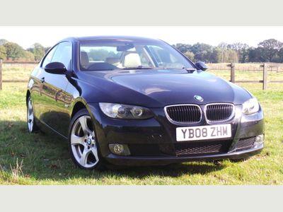 BMW 3 Series Coupe 2.0 320i SE 2dr