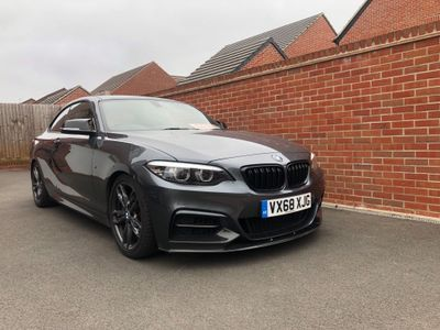 BMW 2 Series Coupe 3.0 M240i GPF Auto (s/s) 2dr