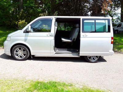 Volkswagen Transporter Unlisted KOMBI SPORTLINE T 30 2.5TDI 174BHP 6 SPD