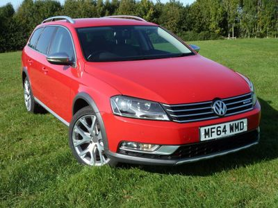 Volkswagen Passat Estate 2.0 TDI BlueMotion Tech Alltrack 4x4 (s/s) 5dr