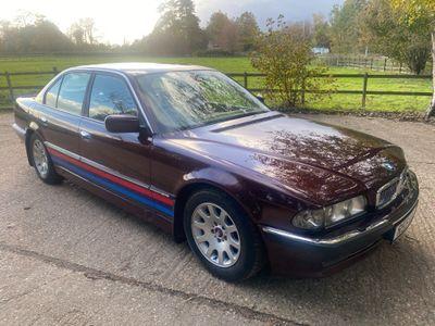 BMW 7 Series Saloon 3.5 735i 4dr