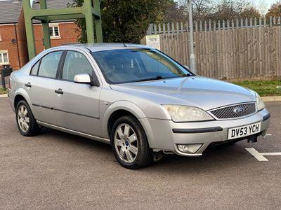 Ford Mondeo Hatchback 2.0 LX 5dr