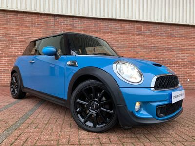 MINI Hatch Hatchback 2.0 Cooper SD Bayswater 3dr