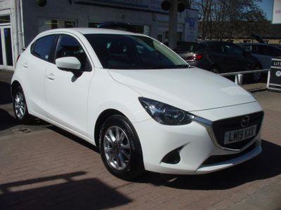 Mazda Mazda2 Hatchback 1.5 SKYACTIV-G SE+ (s/s) 5dr