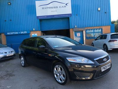 Ford Mondeo Estate 1.8 TDCi Edge 5dr