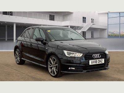 Audi A1 Hatchback 1.4 TFSI Black Edition Sportback (s/s) 5dr (Nav)