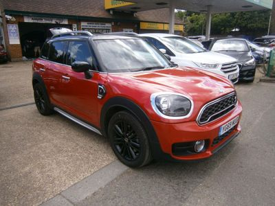 MINI Countryman SUV 2.0 Cooper S Exclusive Steptronic (s/s) 5dr