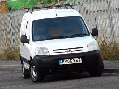 Citroen Berlingo Panel Van 1.9 D 600D LX Panel Van 4dr