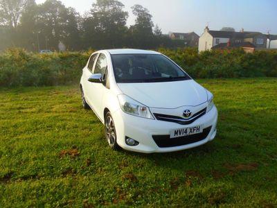 Toyota Yaris Hatchback 1.33 Trend (Smart pack) 5dr