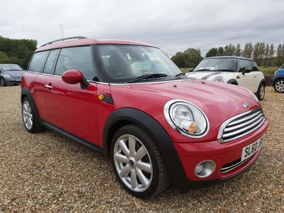 MINI CLUBMAN Estate 1.6 Cooper (Chili) 5dr
