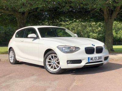 BMW 1 Series Hatchback 1.6 114d SE Sports Hatch (s/s) 3dr