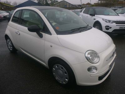 Fiat 500 Hatchback 1.3 MultiJet Pop 3dr