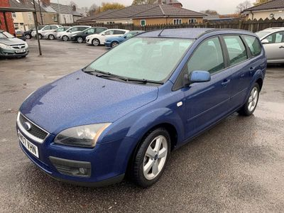 Ford Focus Estate 1.8 Zetec Climate 5dr